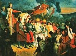 Fundación del Imperio Carolingio