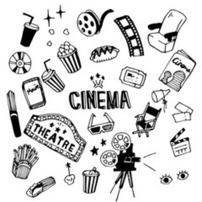 Los géneros del cine a traves del tiempo timeline