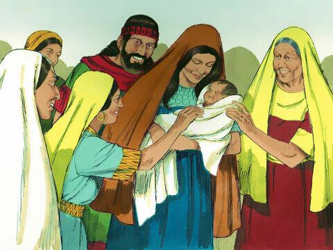 Ruth marries Boaz