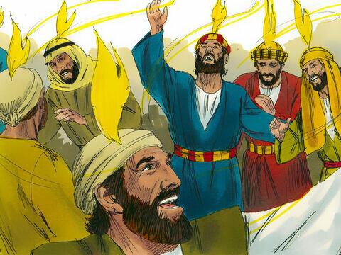 Pentecost Day