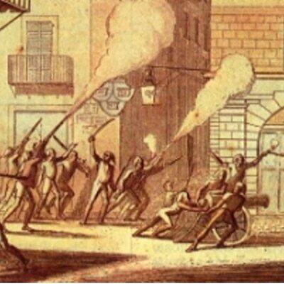 Moti in Europa e Risorgimento Italiano timeline