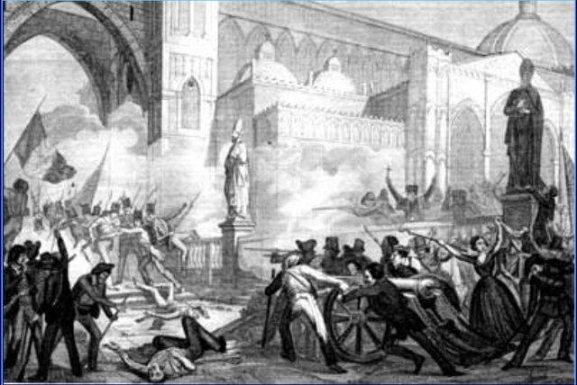 Moti nel Regno delle due Sicilie