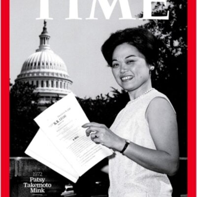 Patsy Mink: Educational Trailblazer timeline