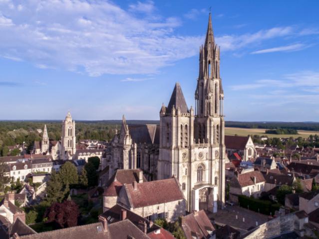 Catedral de Senlis.