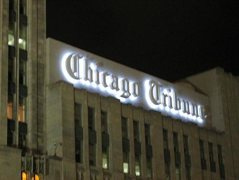 Chicago Tribune.