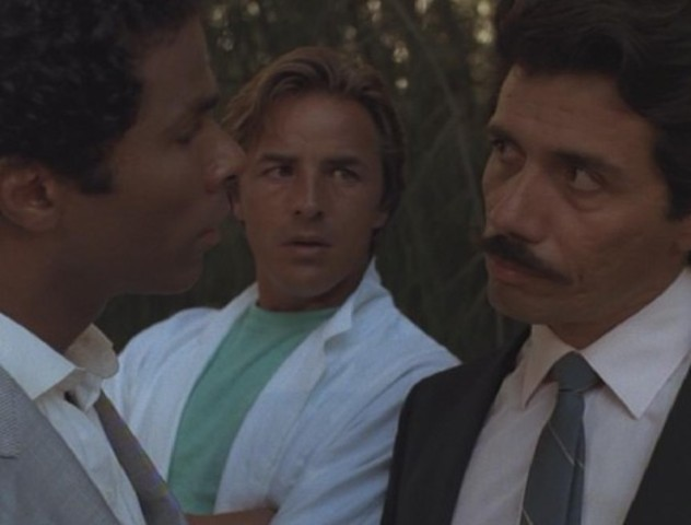 First Episode of Miami Vice Aires