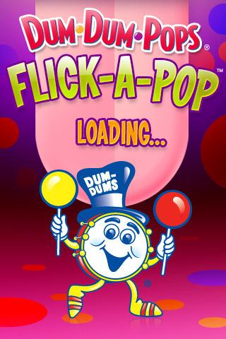 Dum Dum Pops Flick-A-Pop