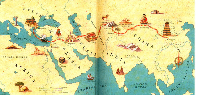 Silk Road Began