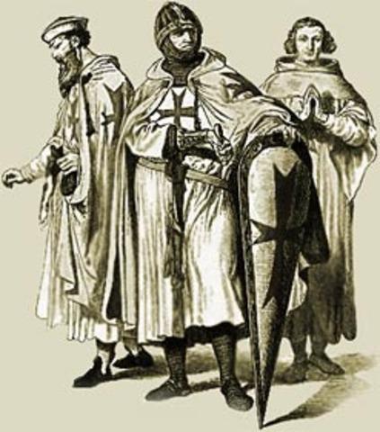 Start of Crusades