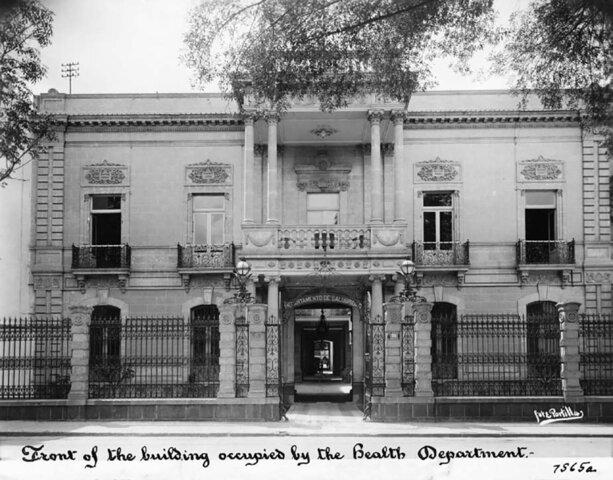 Fundación de Escuela de Sanidad Publica