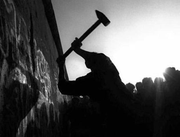 Caída del Muro de Berín