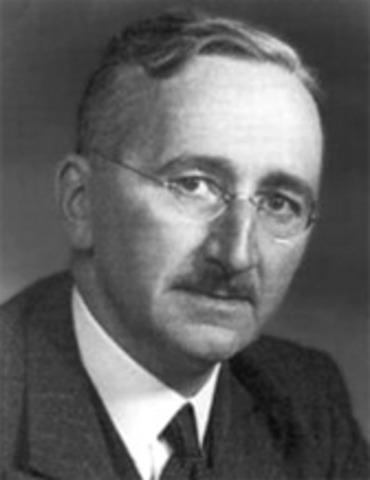 Friedrich Hayek, Storbriannien/Österrike