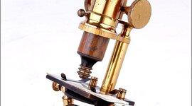 Evolución del Microoscopio timeline