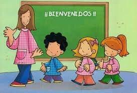 Bienvenido al preescolar año 93
