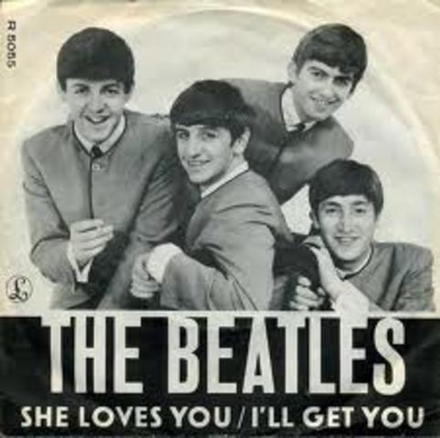 SHE LOVES YOU / I'LL GET YOU