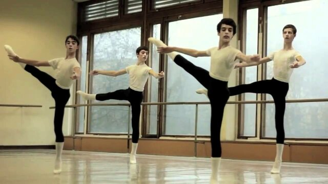Oscar's Love of Painting and Dance: Identity Vs. Confusion