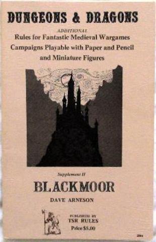 Greyhawk & Blackmoore Published