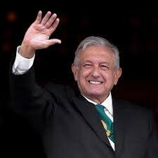 Andrés Manuel López Obrador, presidente constitucional de los estados unidos mexicanos
