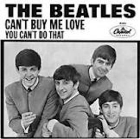 CANT BUY ME LOVE / YOU CAN'T DO THAT