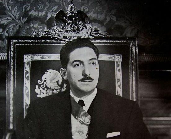 GOBIERNO DE MIGUEL ALEMAN VALDEZ