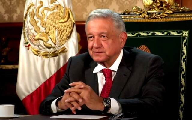 GOBIERNO DE ANDRES MANUEL LOPEZ OBRADOR