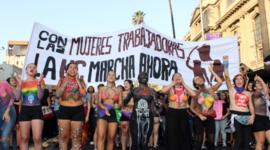 Taller de memorias de mujeres y disidencias en lucha_Brigada Brava timeline