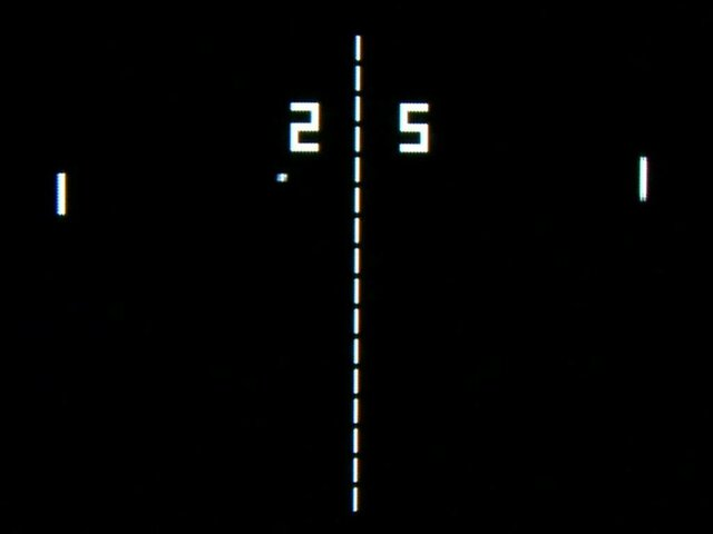 Atari - Pong