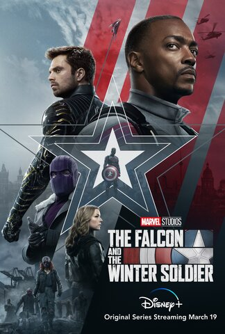 The Falcon and Winter Solider