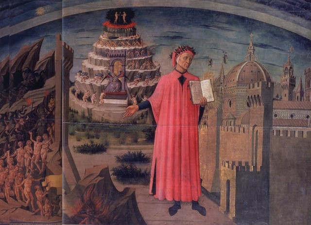 Dante's Inferno detour with the hell(Part 1/3)