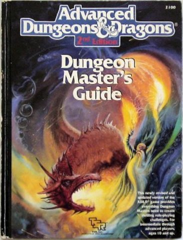AD&D Second Edition