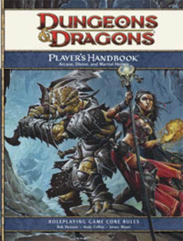 D&D 4th Edition