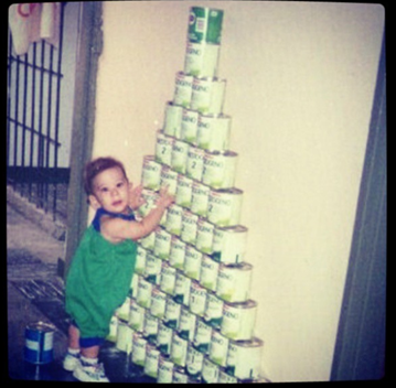 the milk pyramid