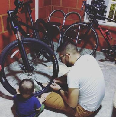 Transmitting wisdom to my son