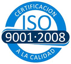 Colserauto Certificado por la ISO9001:2008