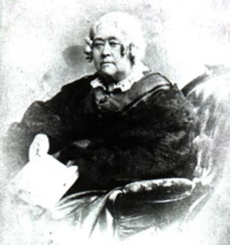 Elizabeth Palmer Peabody started the first organized kindergarten in Boston.