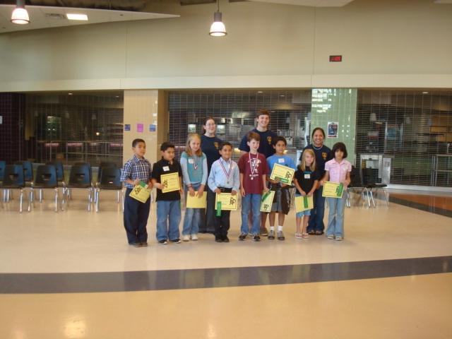 Third Grade Spelling Bee