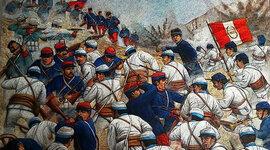 Guerra de Perú contra Chile timeline