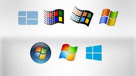 Evolução do sistema operacional Windows timeline