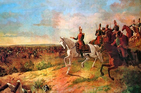 La Batalla de Junín