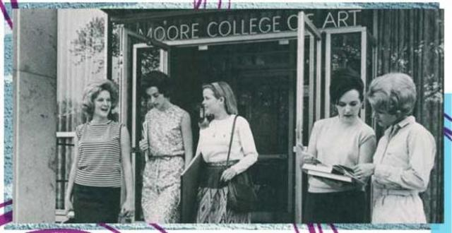 The Philadelphia School of Design is established by Sarah Worthington Peter. The school is now called the Moore College of Art and Design and it is the first and only exclusively women's art college in the U.S.