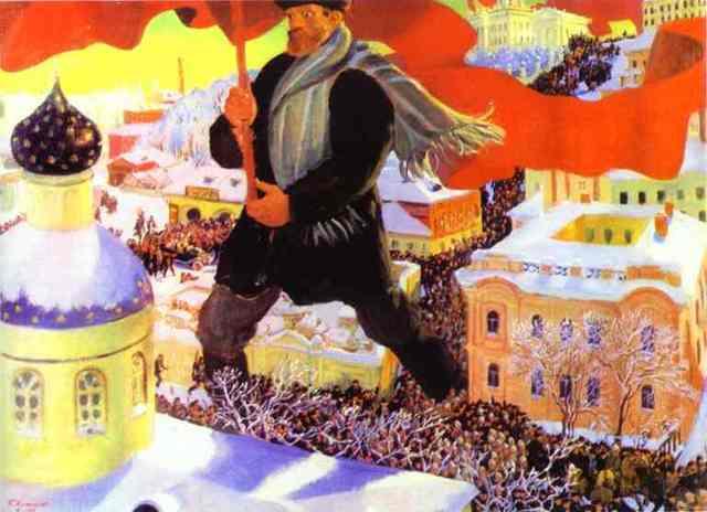 Bolshevik Revolution: Seize of Power