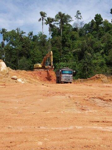 Projek 1: Kerja Jualan Tanah Tambun, Semambu