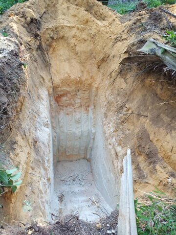 Penemuan Mineral  Pasir Silika