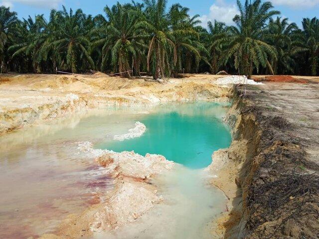 Penemuan Mineral Tanah Liat Putih