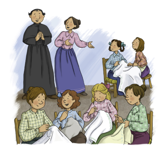 5.- don Bosco envía un programa de vida para el grupo de Maín