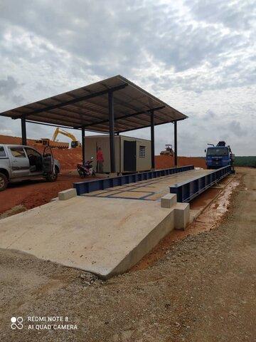 Lepar: Stesen Timbang Beroperasi