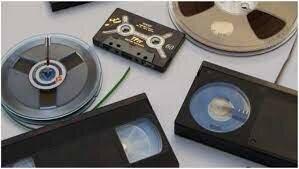 Las cintas de video