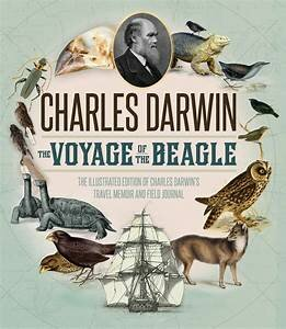 Darwin Completed his book (Beagle Voyage)