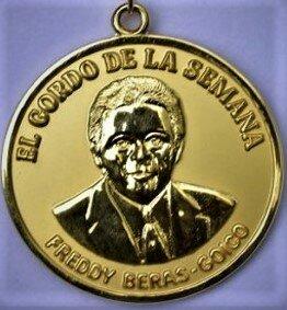 Premio El Gordo de la Semana