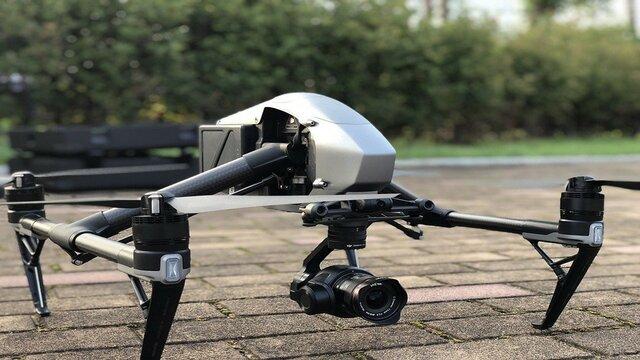 Drones Multicopteros (Detectan y Evitan)